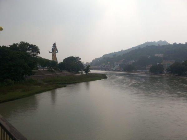Shiva in Haridwar