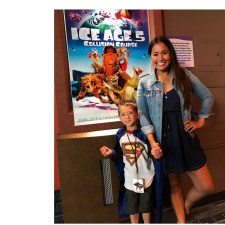Ice Age Collision Course DVD Release Event
