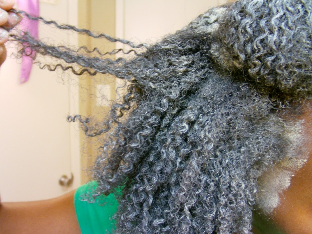 7 Options For Clarifying Natural Hair
