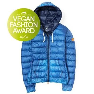 Vegan Fashion Award: premiati i piumini Save the Duck