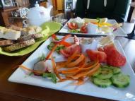 Parks Zinzendorfgasse Frühstück