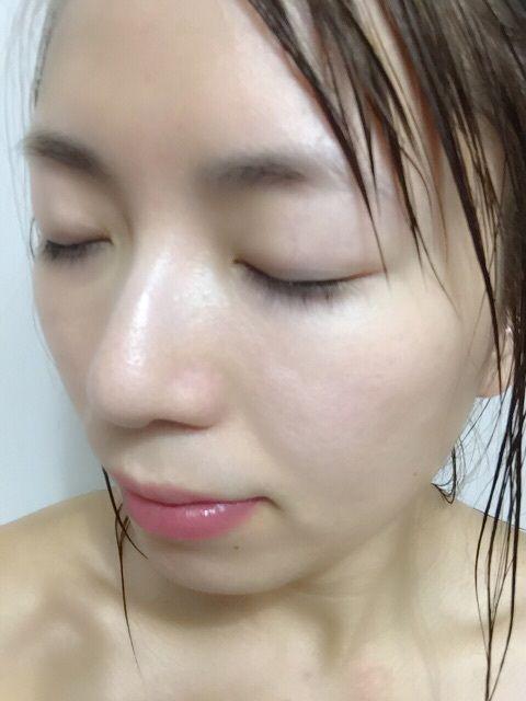 """ニキビケア用 """"emione""""の化粧水 あいにゃん"""