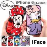 iphone 6s/6専用]ディズニーキャラクターiface First Classケース(アップ)4.7インチ