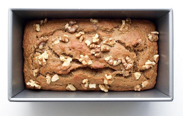 vegan banana bread recipe
