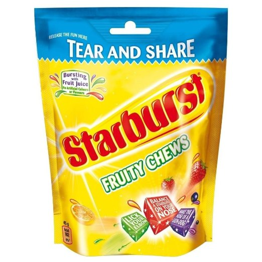Is Starburst Vegan?