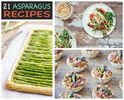21 Vegan Asparagus Recipes