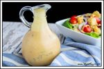 This vegan Thousand Island Oil-Free Dressing is creamy, flavorful and much healthier than store-bought varieties. Now you can have that classic dressing without all the unnecessary ingredients.