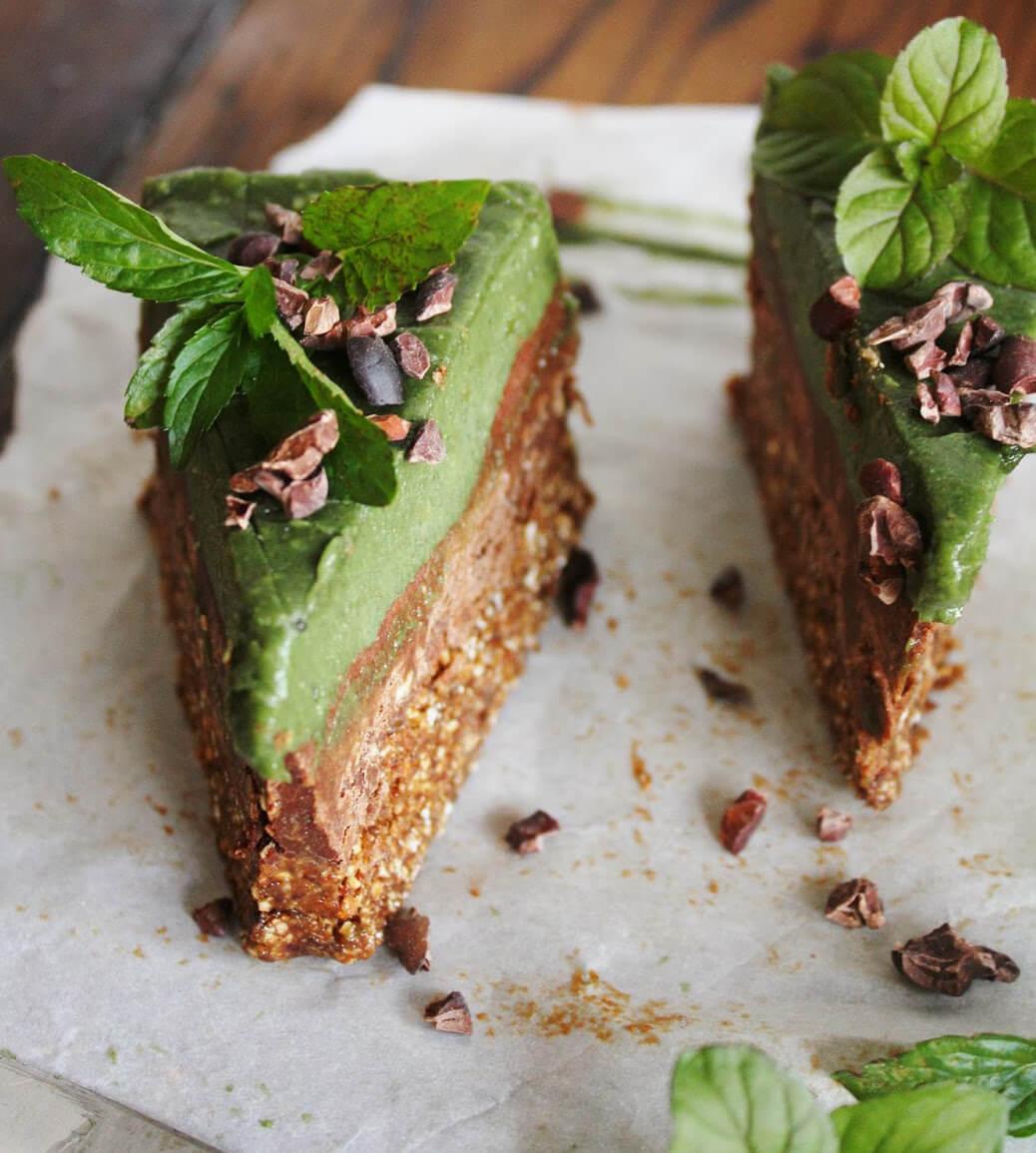 low low sugar vegan desserts