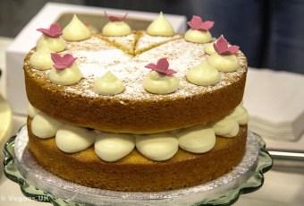Locally baked cake