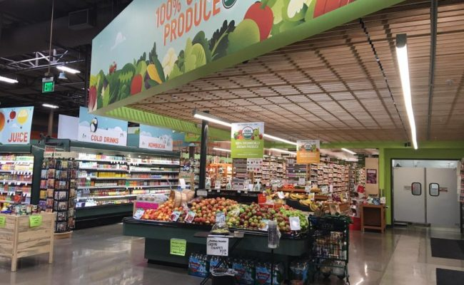Natural Grocers Organic Grocery Store Las Vegas