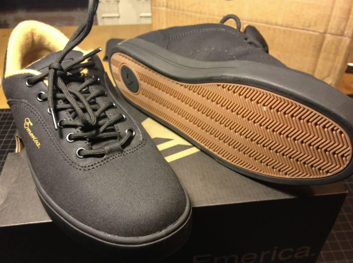Vegan skate blog review of the vegan emerica g code skateboard shoe