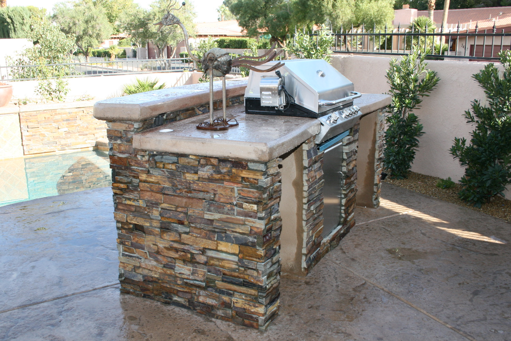 Concrete Countertops Are They Right For You Vegas Decorative Concrete
