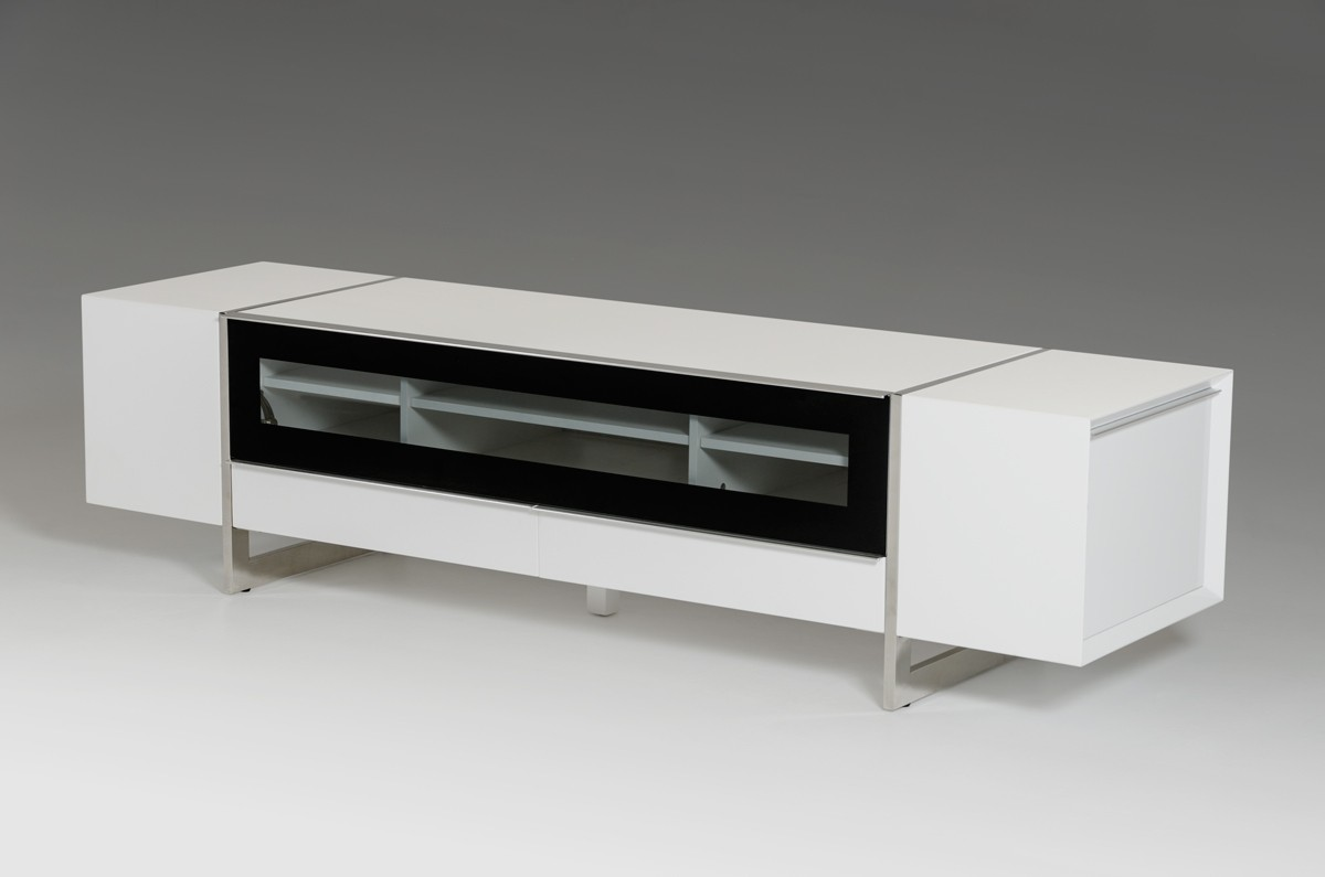 Tv Sideboard Modern Lorena Modern White Tv Stand
