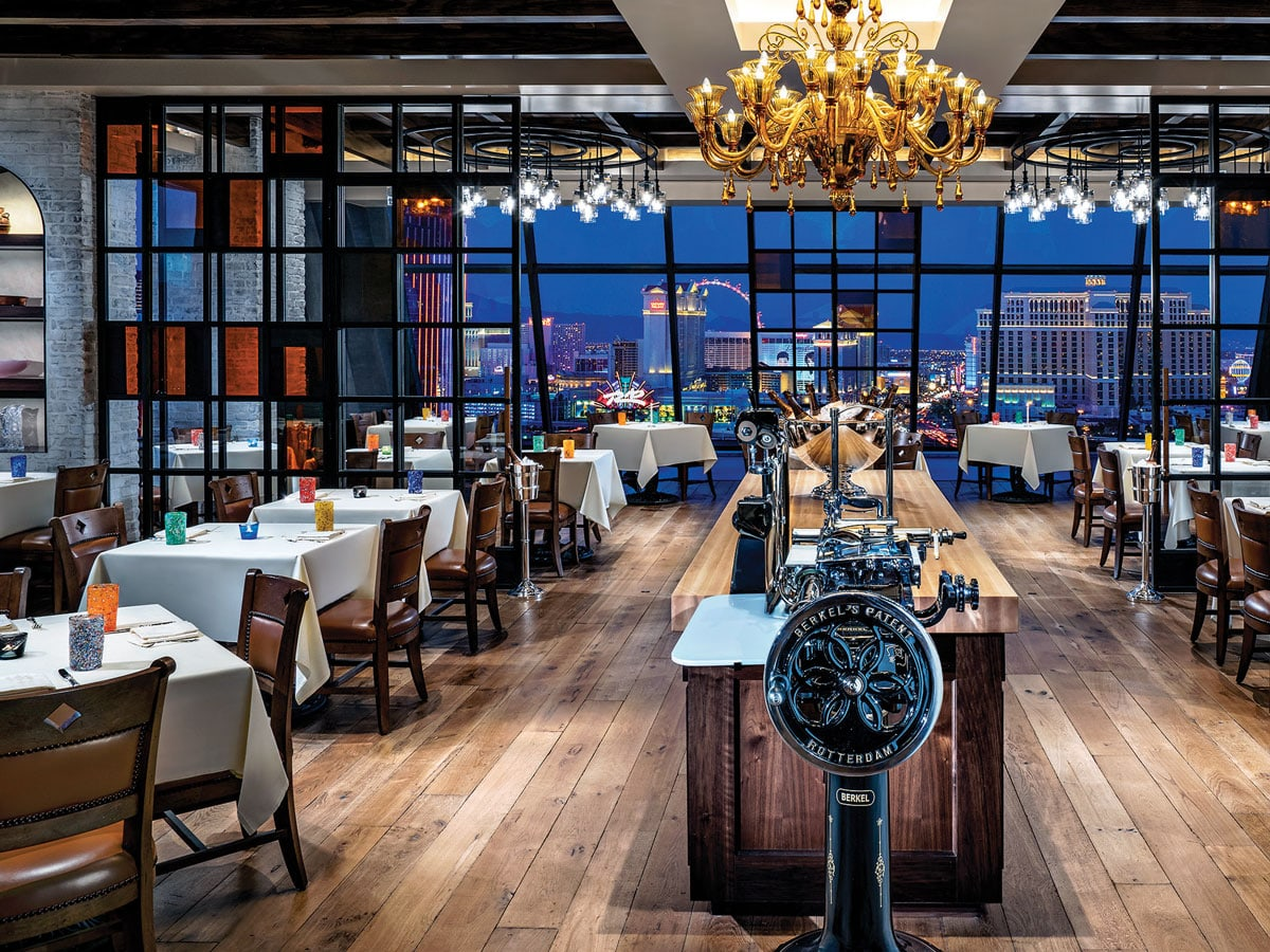 Cucina Restaurant Las Vegas Top Chefs Mixologists And Restaurateurs Know They Ve Hit