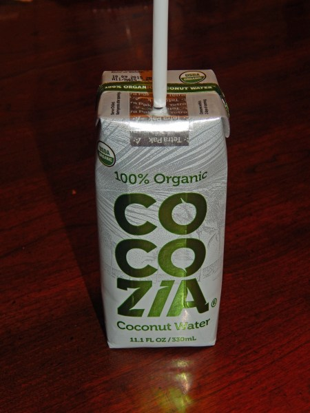 Organic Young Thai Coconut Water