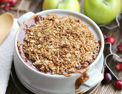 Cranberry Granola Crisp Recipes — Dishmaps