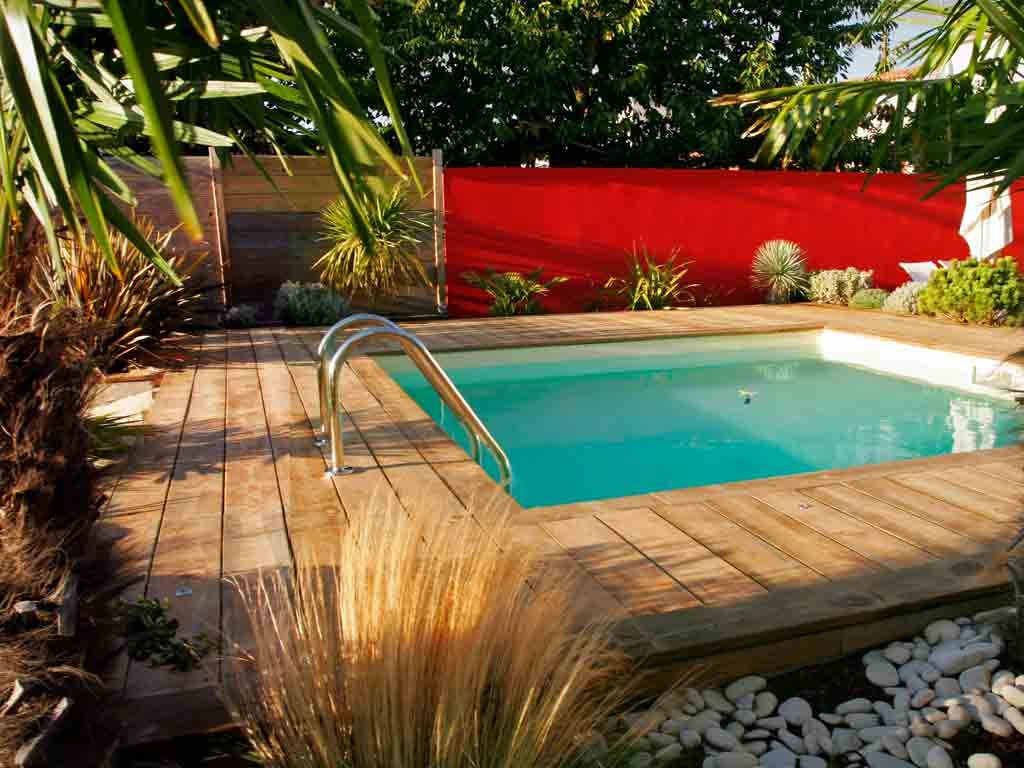 Amenagement Autour Piscine Photos Amenagement Piscine Amazing Amenagement Autour De La