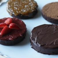Decadent Flourless Chocolate Cake (Made Four Ways)