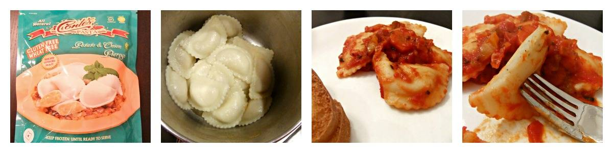 #glutenfree review: Contes Frozen Pasta Products