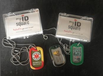 My ID Square