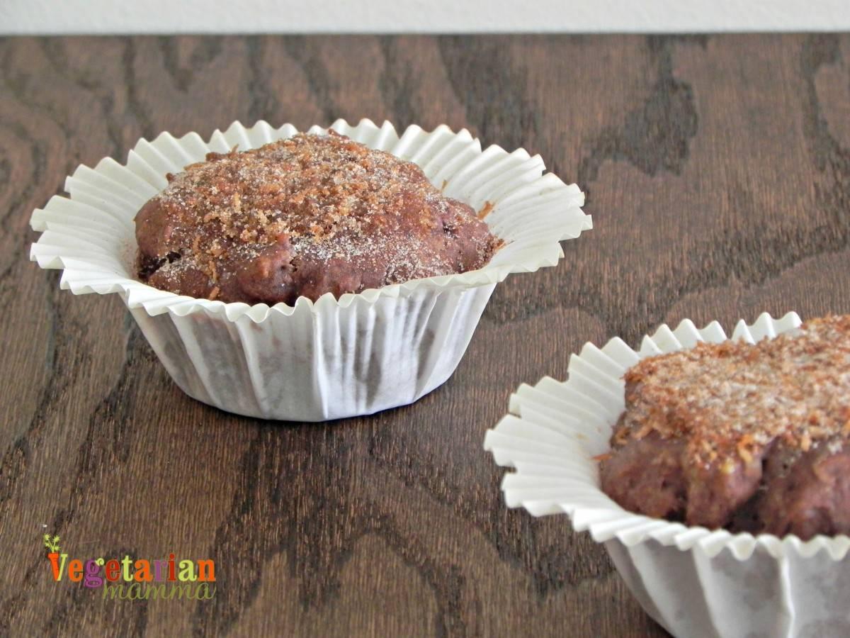 Banana Coconut Muffins – #glutenfree