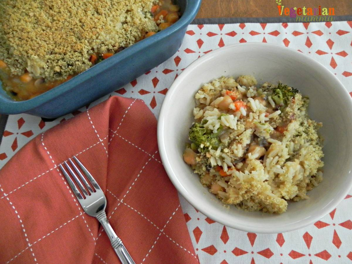 Broccoli Bean Casserole – #glutenfree