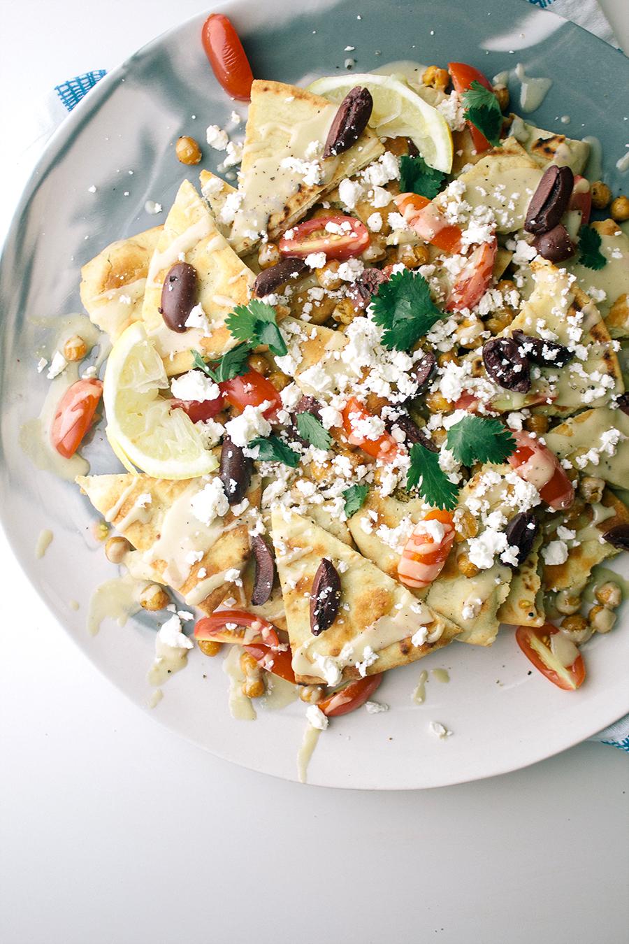 pita nachos