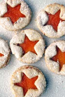 Carrot Jammy Dodgers