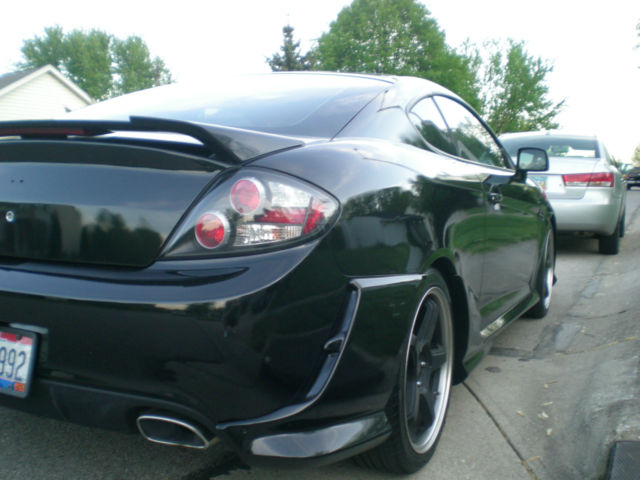 2007 Hyundai Tiburon GT LOADED w/Mods