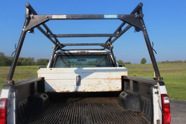 2012 Xl Used 62l V8 Automatic Pickup Truck Ladder Rack