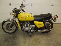 Vintage 1976 76 Honda GL 1000 Gold Wing GL1000 Goldwing ...
