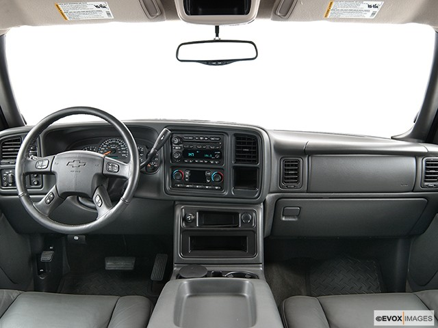 Safety Car Of The Year 2018 2004 Chevrolet Silverado 1500 Interior Photos Color