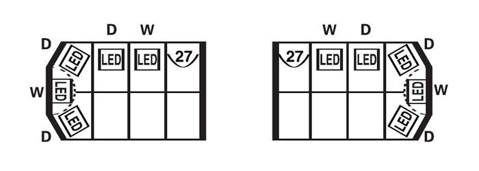 code 3 2100 lightbar Schaltplang