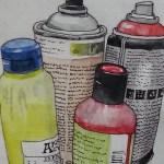 Spruehflaschen