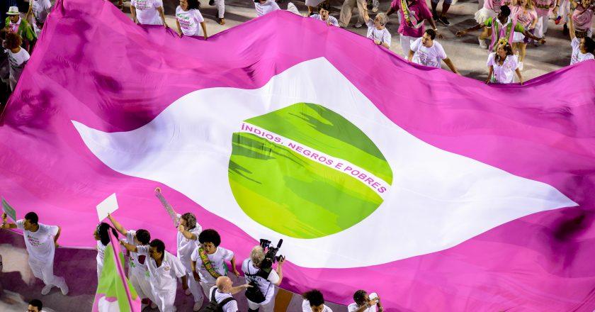 Mangueira 2019 bandeira