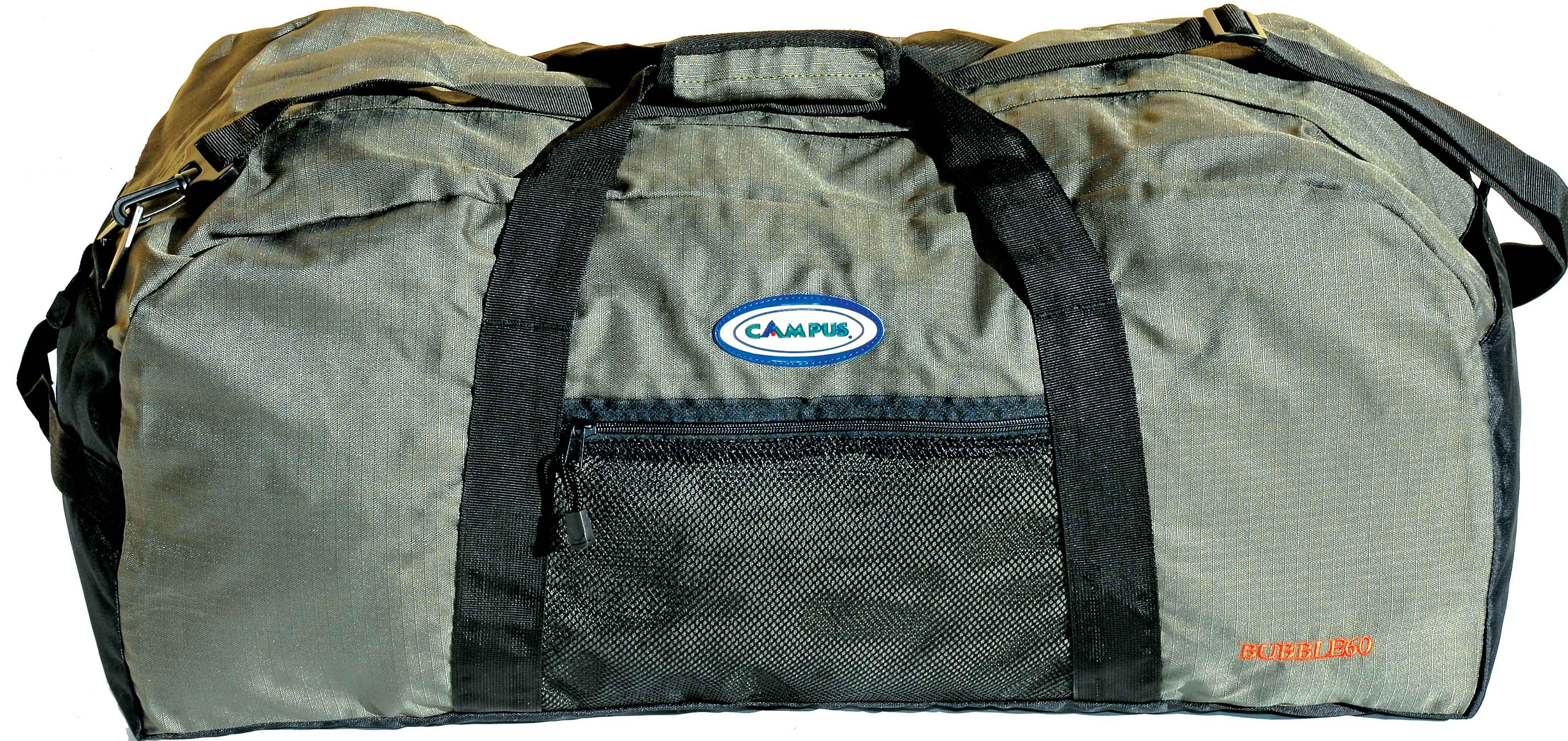 Lit Fabric Travel Bag Bubble 60 Lit Army Green Fabric Polyester 600d B