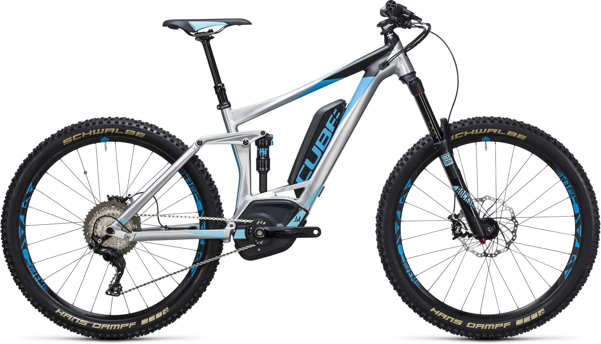 Velo Electrique Cube 2017 Cube Stereo Hybrid 160 Hpa Race 500 27 5 2017 Velobrival