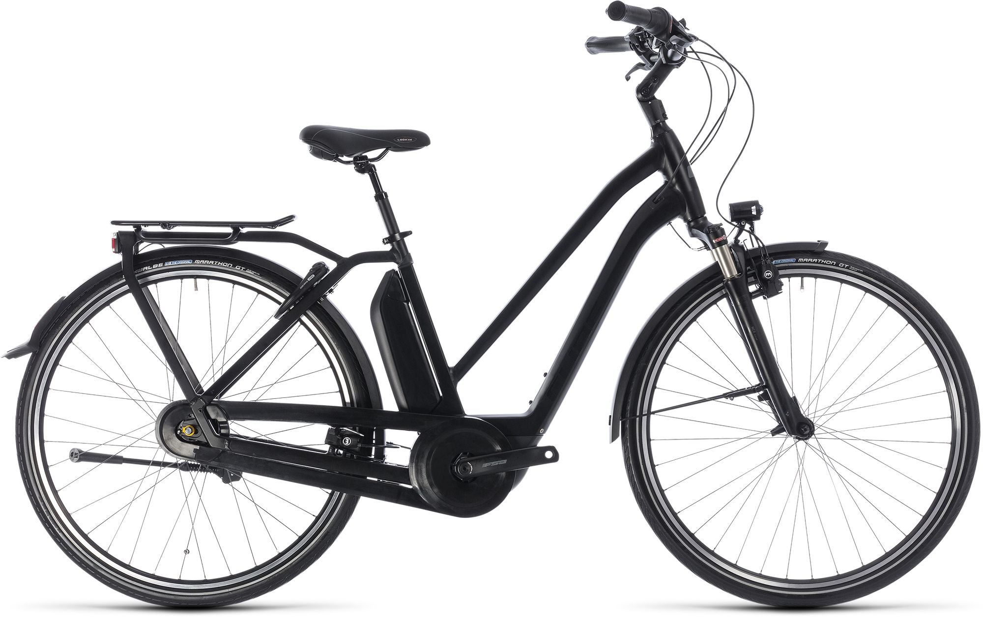 Velo Electrique Cube 2017 Cube Town Hybrid Pro 500 2018 Velobrival