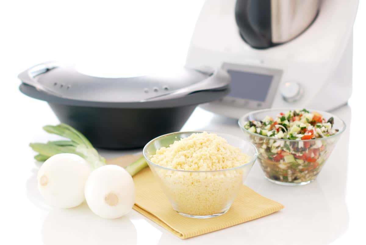 Libro De Recetas Kitchenaid Fotos De Thermomix This Countertop Gadget Wants To