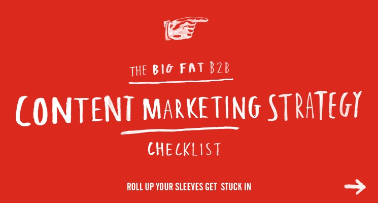 B2B Content Marketing Strategy Checklist - Velocity Partners