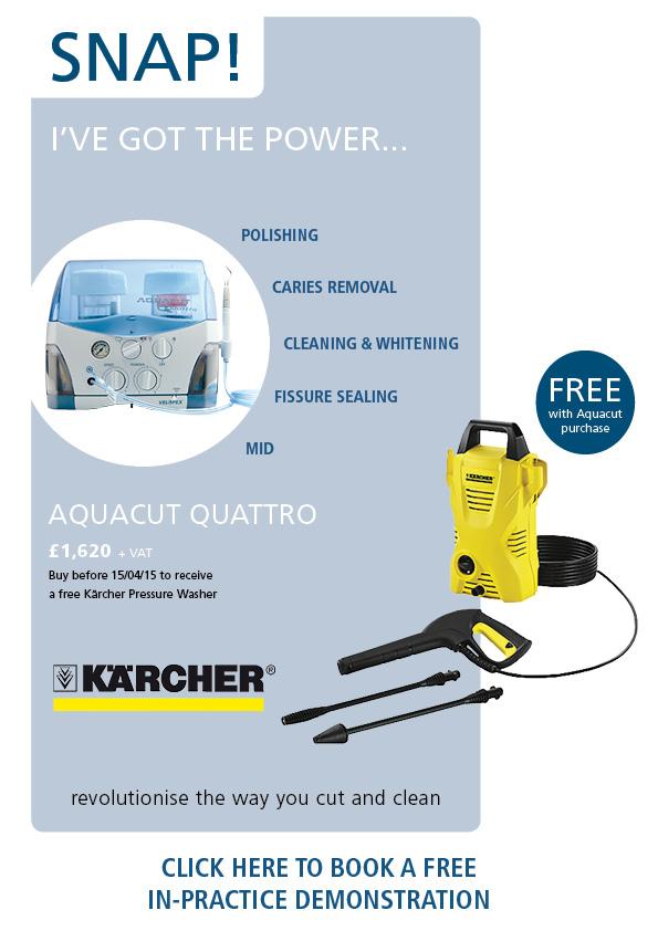 Aquacut + Karcher flyer
