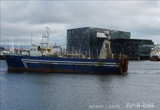 Ásbjörn RE-50 - Harpan Iceland