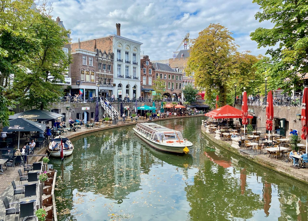 Things To See In Utrecht On A Walk Around The City Velvet Escape