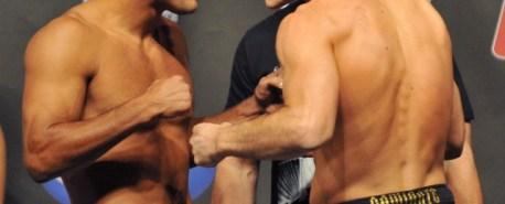 """Bisping pode frustrar planos de Jacaré e Rockhold: """"Quero o Dan Henderson"""""""