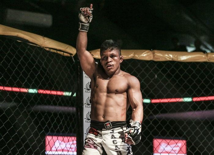 MMA - Deigrison Jacarezinho - by Michael Dantas