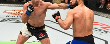 Tanquinho comemora luta contra Sterling no UFC