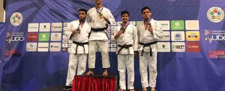 Irmãos Barbosa conquistam duplo bronze no US Open de Judô