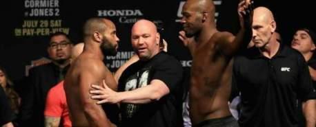 UFC 214: Vídeo da luta – Daniel Cormier x Jon Jones (2)
