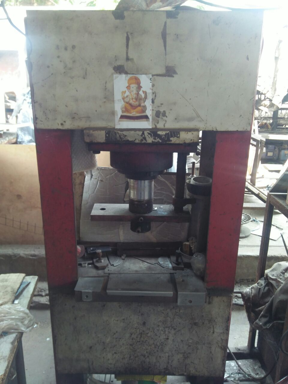 Machine Hydraulic Used Hydraulic Press Machine 40 Ton For Sale At Best Prices