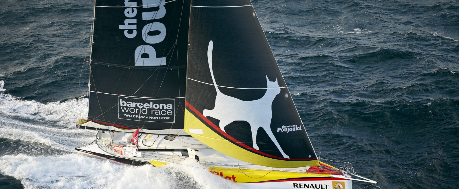 Actualités The Equator For Stamm And Le Cam The Horn For Riechers And Audigane Vendée Globe